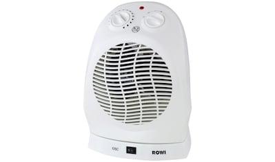 ROWI Heizlüftgerät »HHL 2000/3/1 O« kaufen