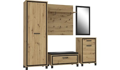 FORTE Kleiderschrank »Trondheim« kaufen