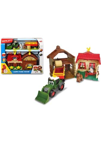 """Dickie Toys Spielwelt """"Happy Series Farm House – Traumberuf Landwirt"""" kaufen"""