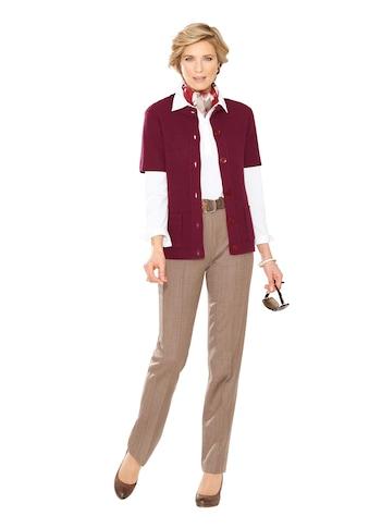 Classic Strickjacke mit mit Merino - Wolle kaufen