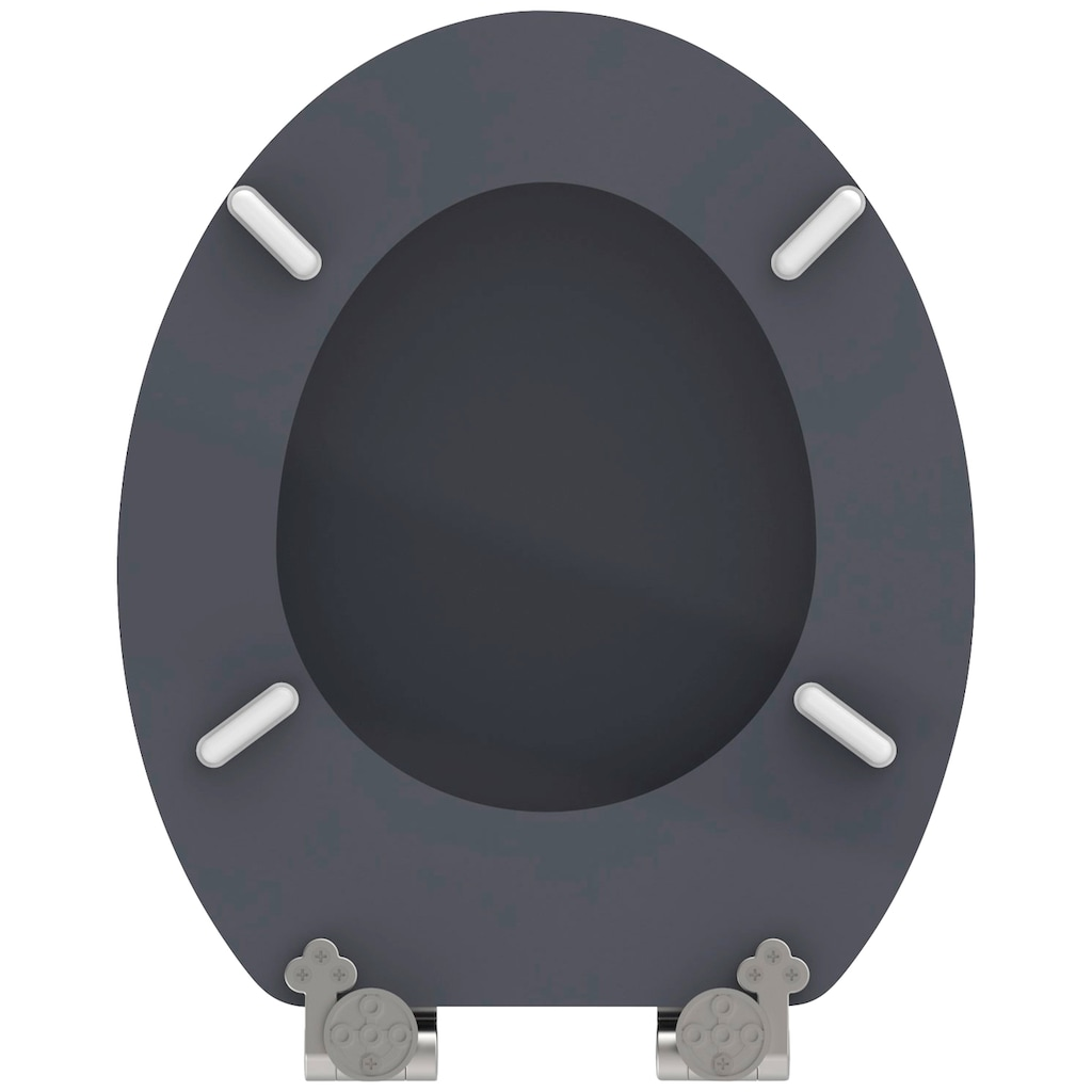 Schütte WC-Sitz, mit Absenkautomatik
