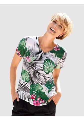 Laura Kent Shirtbluse aus reiner Viskose kaufen