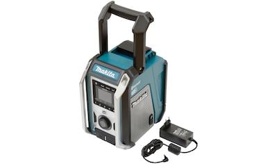 MAKITA Baustellenradio »DMR115«, NEU: inkl. Bluetooth 5.0 & Netzteil, IP65, ohne Akku kaufen