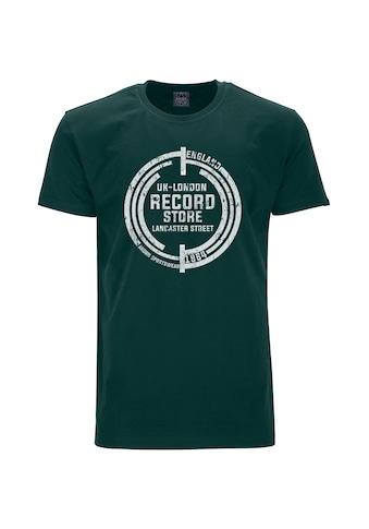 AHORN SPORTSWEAR T-Shirt »RECORD«, mit coolem Frontprint kaufen
