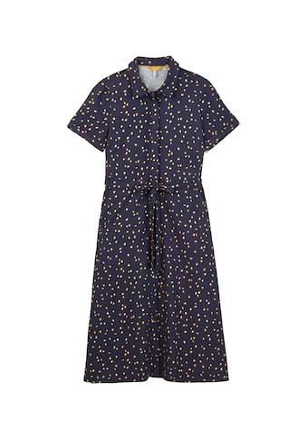 Tom Joule Blusenkleid mit feinem Punkte - Design »Winslet« kaufen