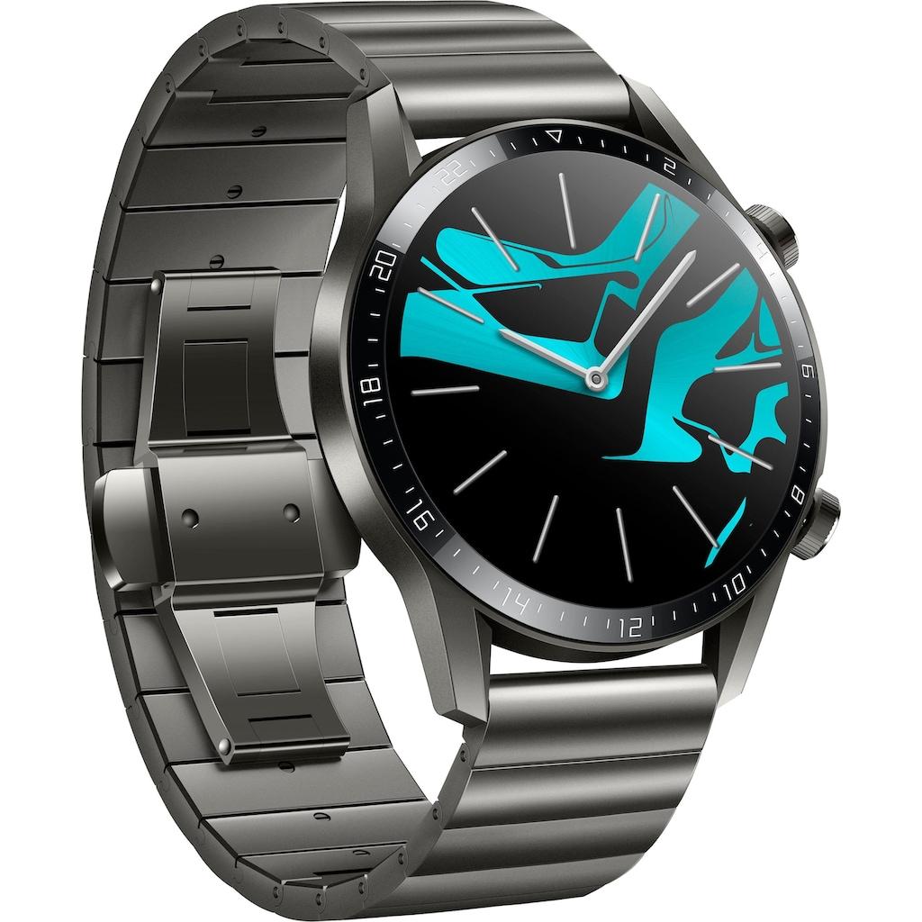 "Huawei Smartwatch »Watch GT 2 Elite« (3,53 cm/1,39 "", RTOS"