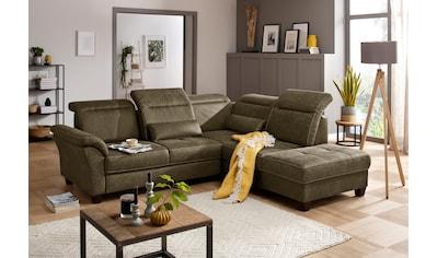 Premium collection by Home affaire Ecksofa »Solvei« kaufen
