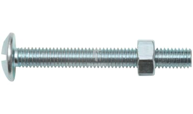 RAMSES Schrauben , Möbelschrauben und Mutter M8 x 80 mm 100 Stk. kaufen
