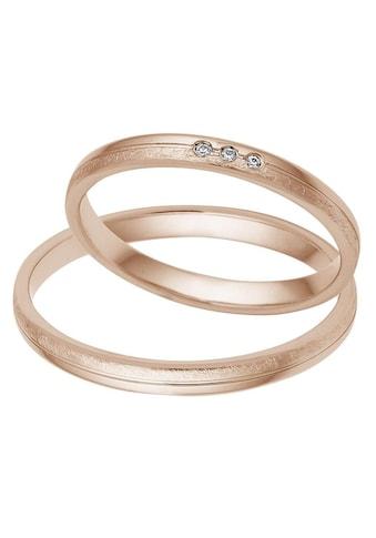Firetti Trauring mit Gravur »glanz, eismatt, Diamantschnitt, 2,5 mm breit«, Made in... kaufen