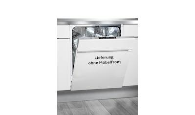 Hanseatic vollintegrierbarer Geschirrspüler »HGVI6082C13J7713DS«, HGVI6082C13J7713DS, 13 Maßgedecke kaufen