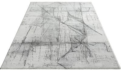 Home affaire Teppich »Osaka«, rechteckig, 12 mm Höhe, weiche Haptik kaufen
