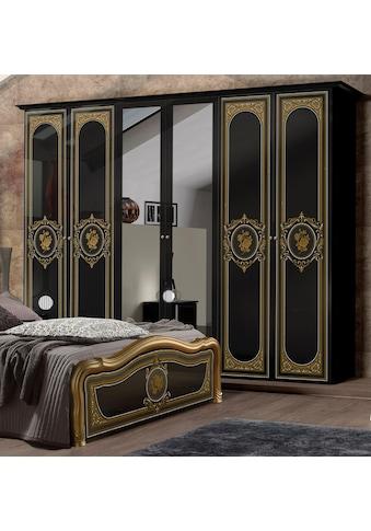 Kleiderschrank »ALICE«, 6-türig davon 2 Spiegeltüren kaufen