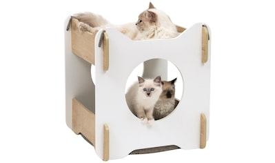 CATIT Katzenhöhle »CA Vesper Cabana«, BxLxH: 50x50x53 cm kaufen