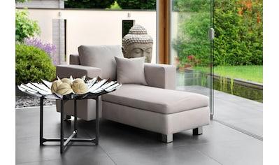 Fink Chaiselongue »CARLO«, für Outdoor geeignet, UV beständig, lange Armlehne links... kaufen