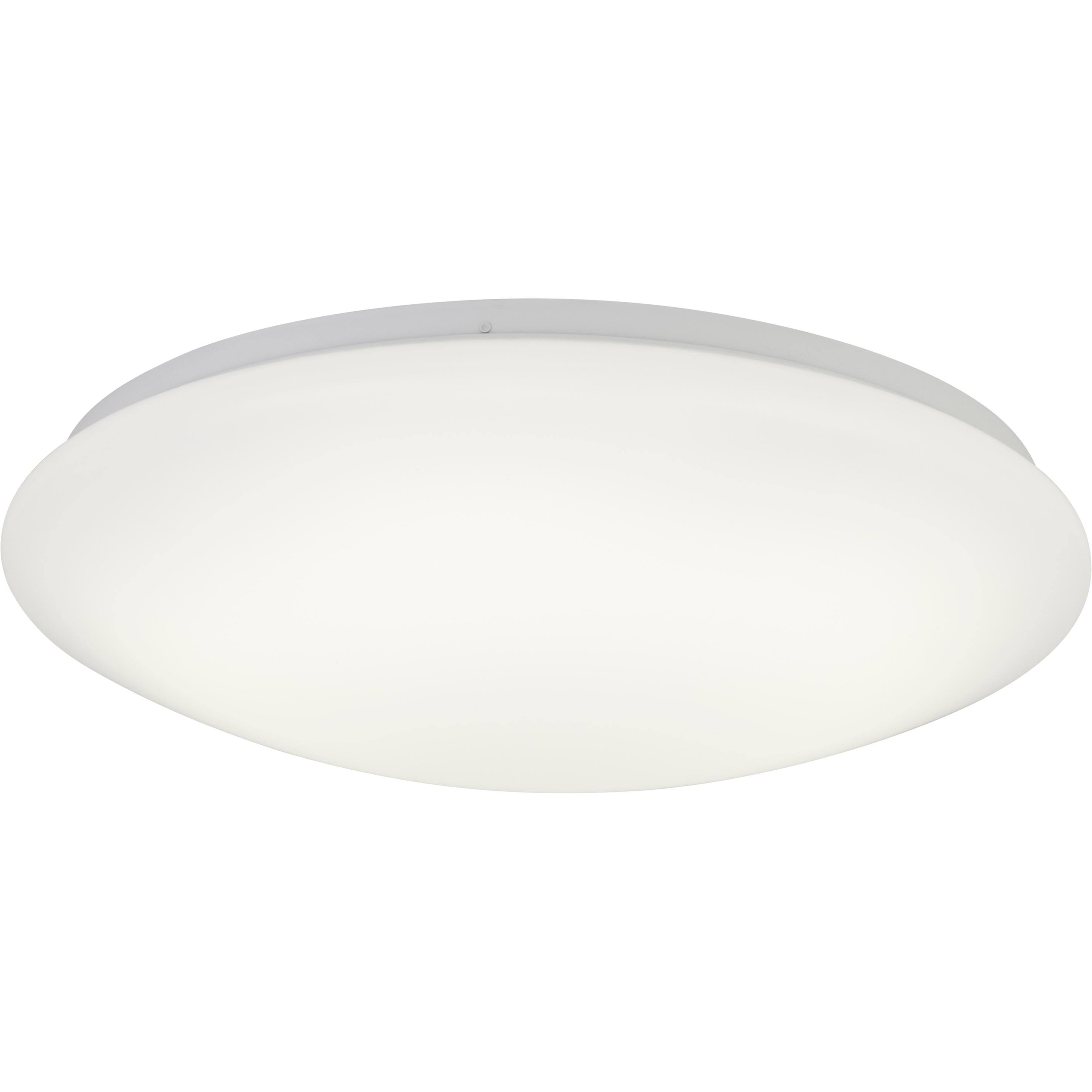 Brilliant Leuchten Fakir LED Deckenleuchte 50cm weiß