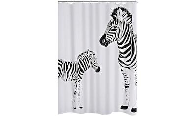 Ridder Duschvorhang »Zebra«, Breite 180 cm, Höhe 200 cm kaufen