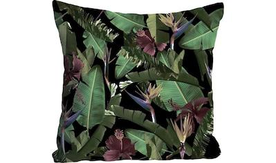 queence Kissenhülle »Blätter«, (1 St.) kaufen