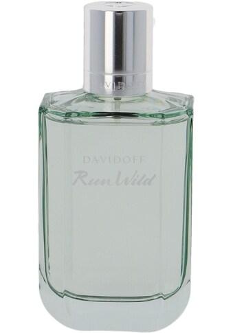"""DAVIDOFF Eau de Parfum """"Davidoff Run Wild For Her"""" kaufen"""