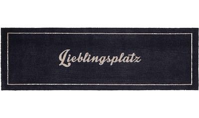 HANSE Home Läufer »Lieblingsplatz«, rechteckig, 5 mm Höhe, waschbar, In- und Outdoor... kaufen