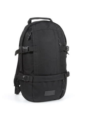 Eastpak Laptoprucksack »FLOID, Black«, enthält recyceltes Material (Global Recycled... kaufen