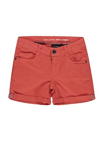 Marc O'Polo Junior Shorts »Colorful« kaufen