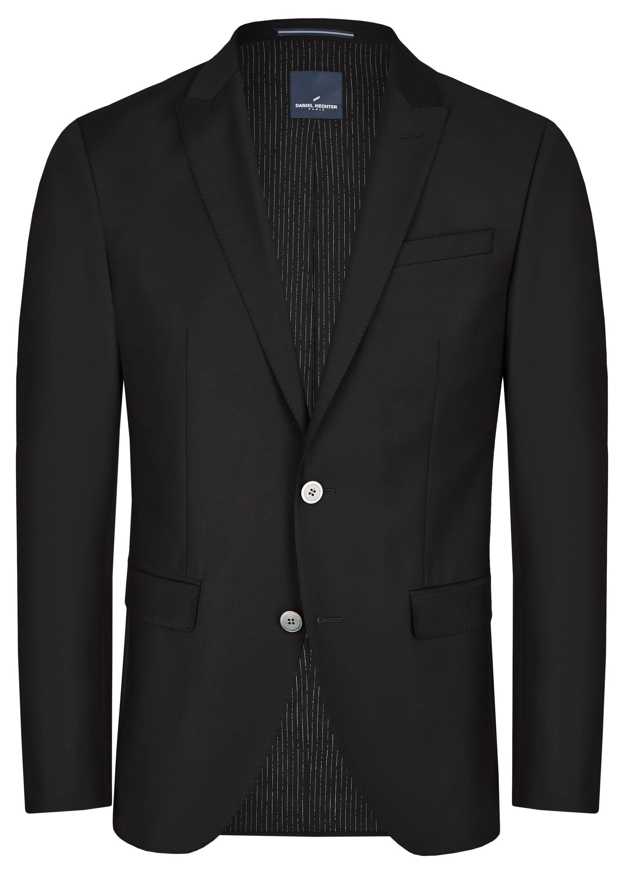 Daniel Hechter DH-X Anzug | Bekleidung > Anzüge & Smokings > Anzüge | Schwarz | Elasthan | Daniel Hechter