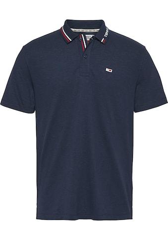 TOMMY JEANS Poloshirt »TJM BRANDED COLLAR POLOSHIRT« kaufen