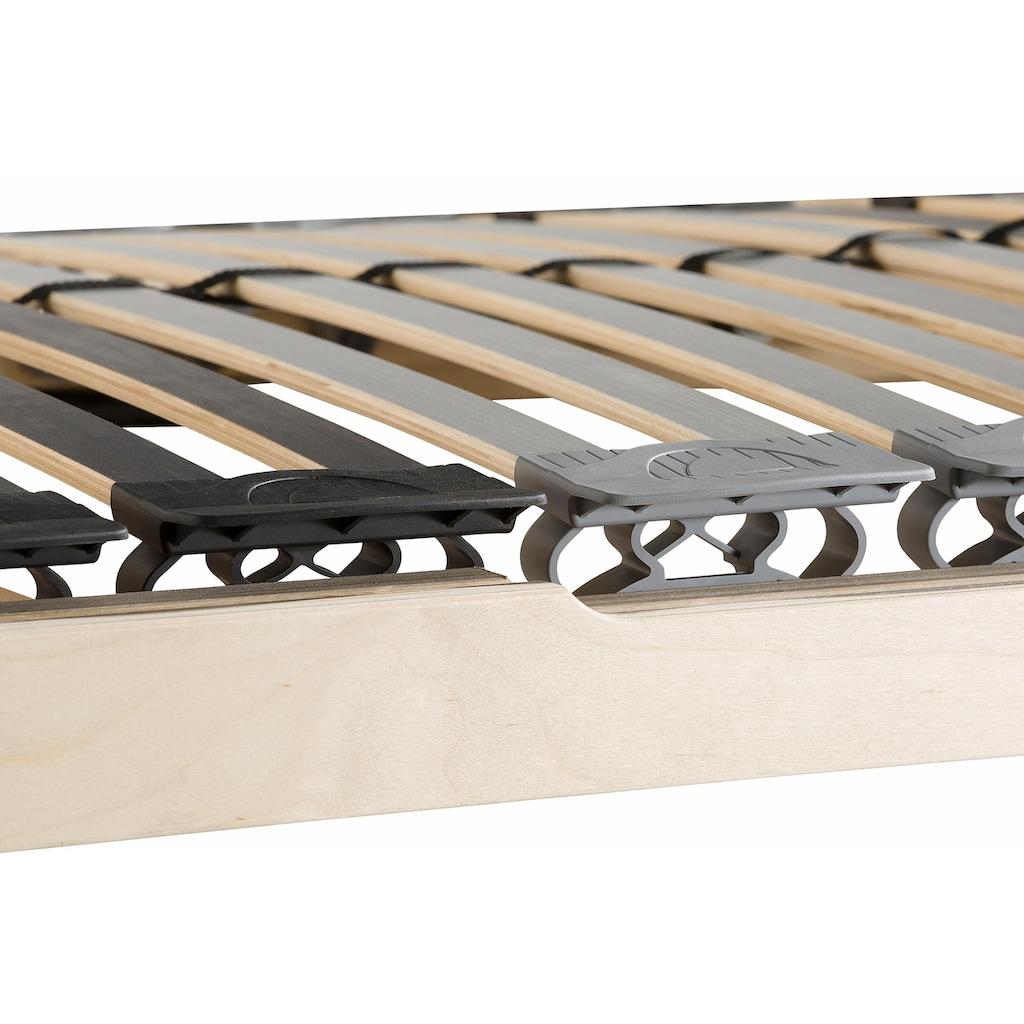 BeCo EXCLUSIV Lattenrost »Comfort Gasdruckfeder«, (1 St.), mit Bettkastenfunktion und spez. Schulterzone