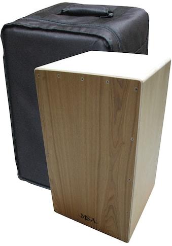 Cajon »MSA, CJ 100«, mit Tasche kaufen