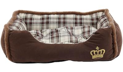 Heim Hundebett und Katzenbett »Krone« kaufen