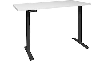 Schreibtisch »Big System Office«, Breite 160 cm, elektrisch höhenverstellbar kaufen