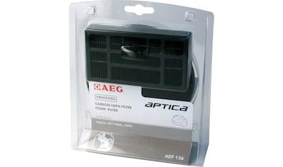 AEG HEPA - Filter AEF 136, Zubehör für AEG Aptica und Vampyr T10E kaufen