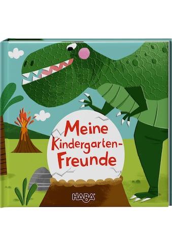 Haba Buch »Freundebuch Dinos – Meine Kindergarten-Freunde« kaufen