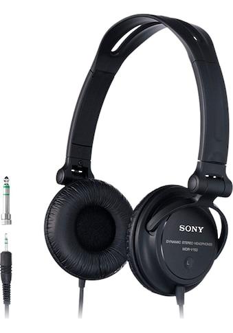 Sony On-Ear-Kopfhörer »MDR-V150« kaufen