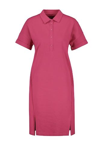 GERRY WEBER Kleid Gewirke »Polokleid organic cotton« kaufen