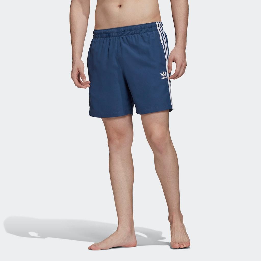 adidas Originals Shorts »3 STRIPE SWIMS«