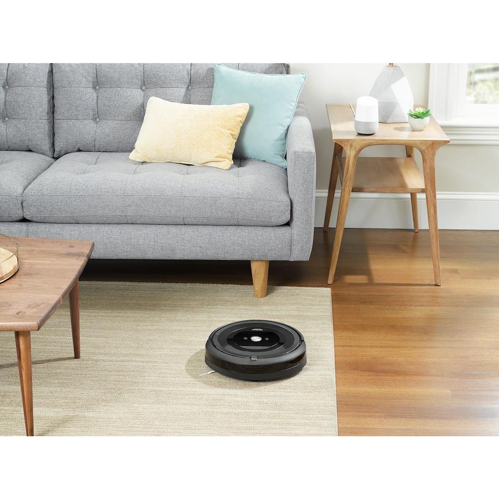 iRobot Saugroboter »Roomba e5158«, mit extra starker Saugleistung
