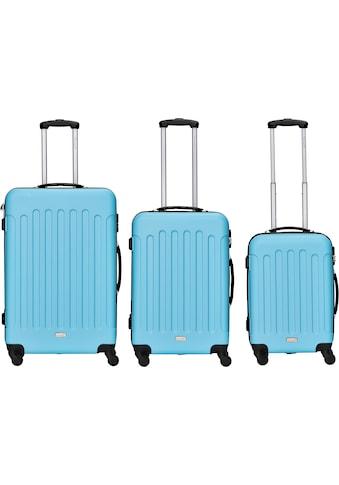 """Packenger Trolleyset """"Travelstar"""", 4 Rollen, (3tlg.) kaufen"""