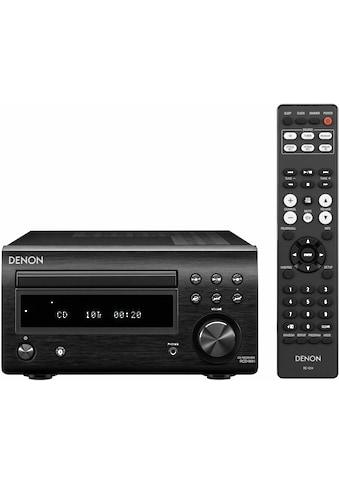 Denon CD-Player »RCD-M41DAB«, Bluetooth kaufen