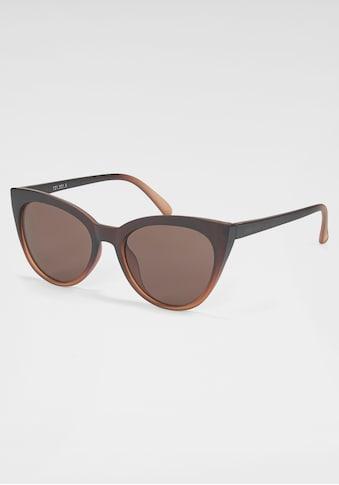 catwalk Eyewear Sonnenbrille, Retro-Look, Leichte Cat-Eye Optik kaufen