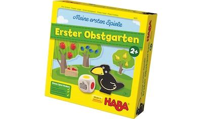 """Haba Spiel, """"Meine ersten Spiele  -  Erster Obstgarten"""" kaufen"""