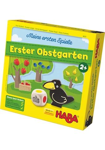 Haba Spiel »Meine ersten Spiele - Erster Obstgarten«, Made in Germany kaufen
