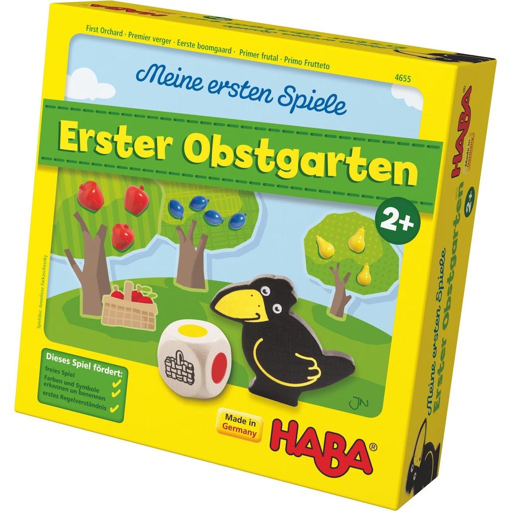Haba Spiel »Meine ersten Spiele - Erster Obstgarten«, Made in Germany
