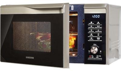 Samsung, Mikrowelle »MW6000 MC28M6035CS/EG«, Grill und Heißluft kaufen