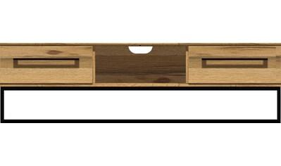 NIEHOFF SITZMÖBEL Lowboard »Time 2434-44-000«, Balkeneiche natur kaufen