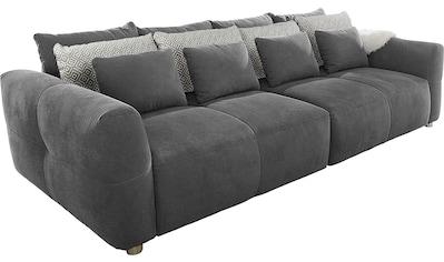 INOSIGN Big-Sofa, mit Federkernpolsterung für kuscheligen, angenehmen Sitzkomfort im trendigen Design kaufen
