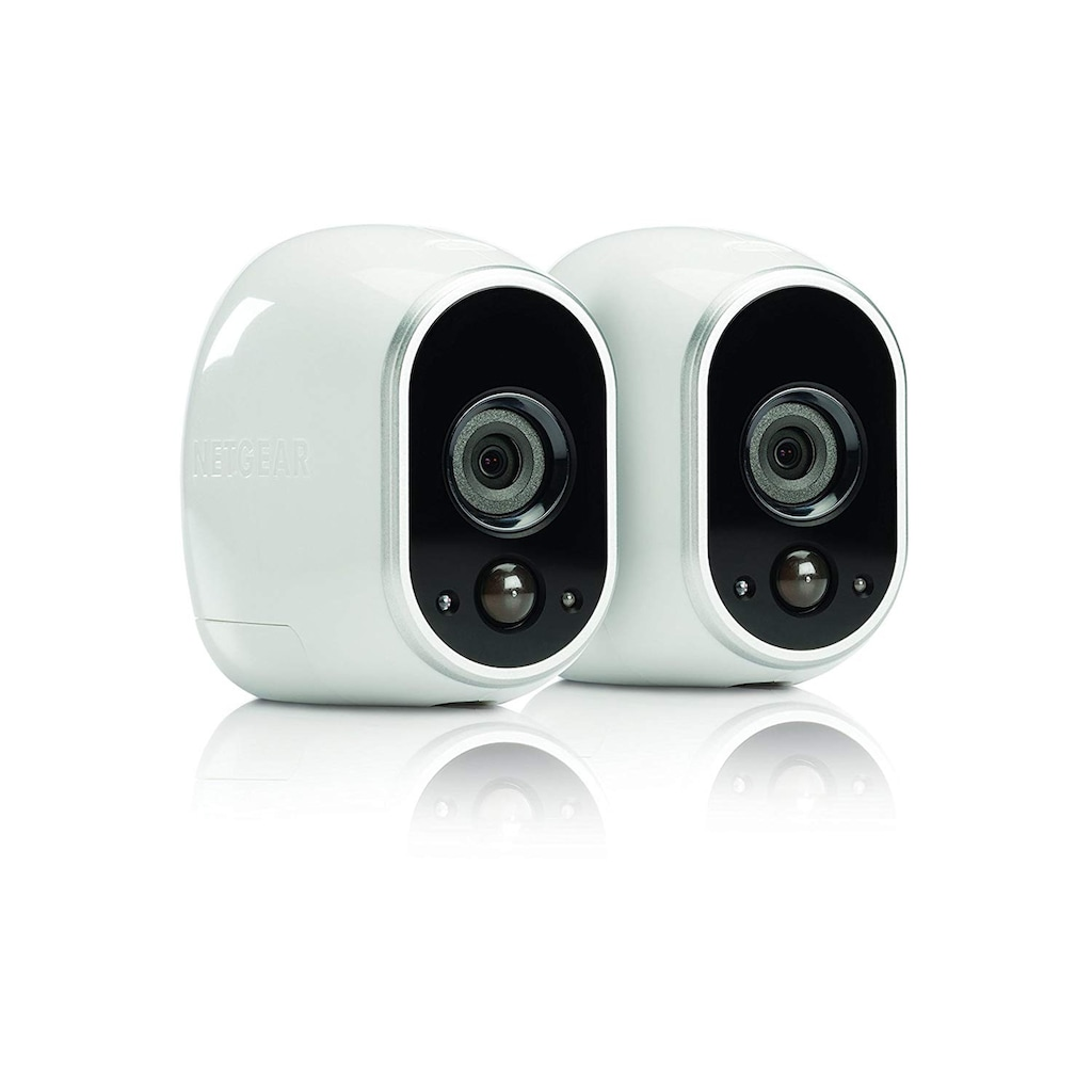 ARLO Sicherheitssystem mit zwei HD-Kameras