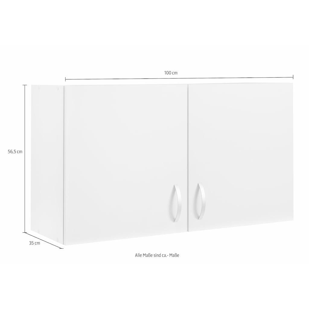 wiho Küchen Hängeschrank »Amrum«, 100 cm breit