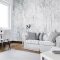 Vliestapete »Beton«, verschiedene Motivgrößen, für das Büro oder Wohnzimmer
