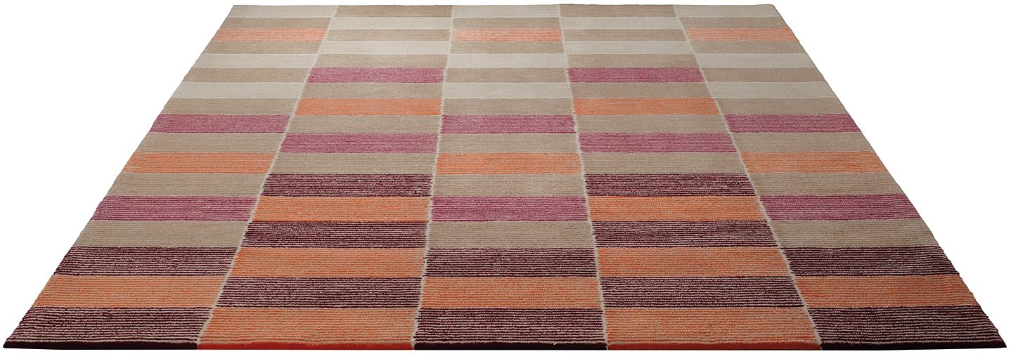 Teppich Fida Esprit rechteckig Höhe 10 mm handgetuftet